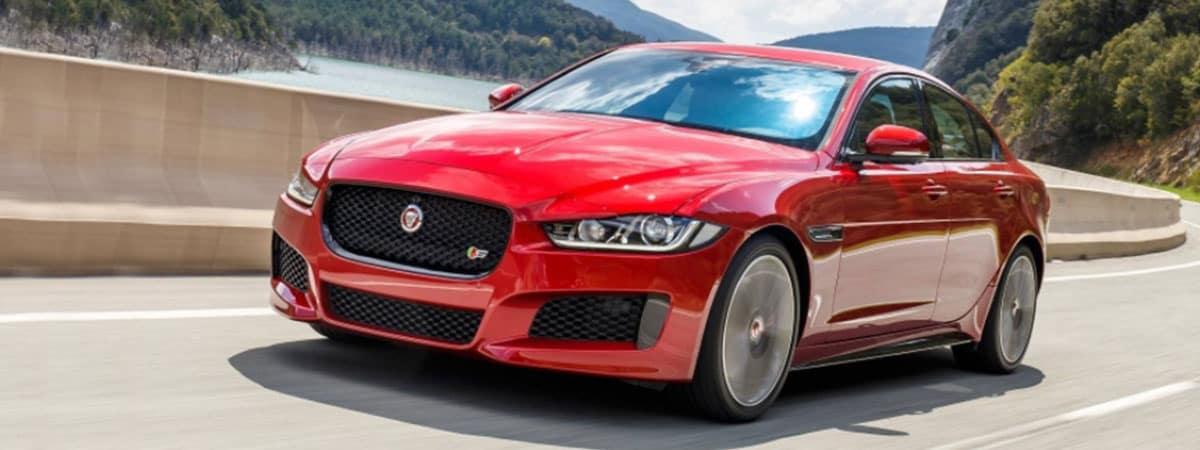 Jaguar XE lease special