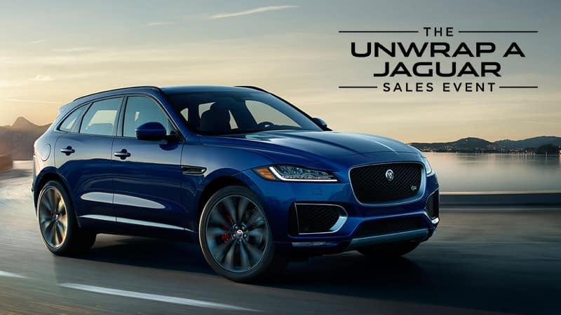 Jaguar F-Pace lease special