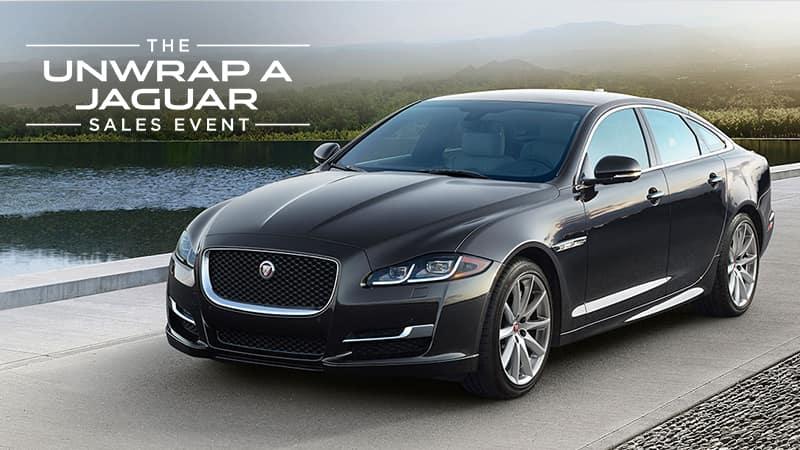 Jaguar XJ lease special