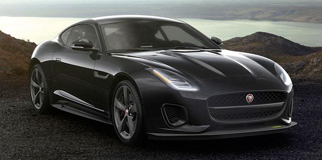 Jaguar 400 Sport Coupe