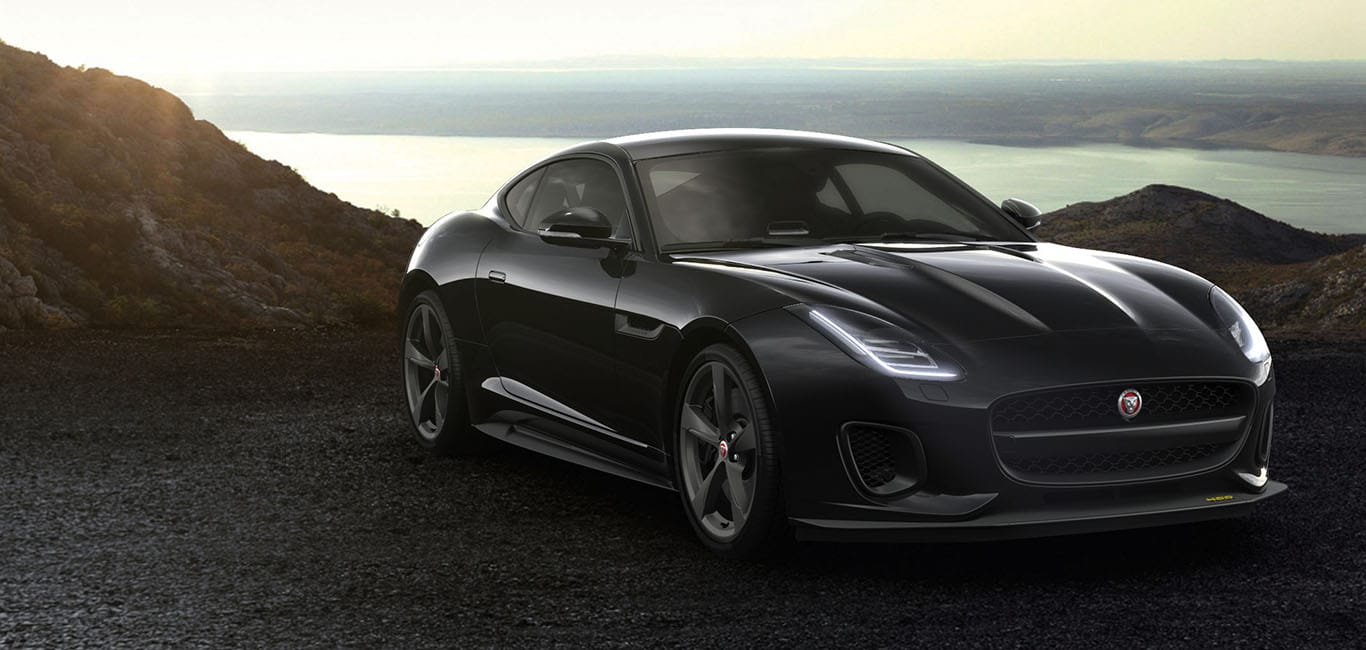 2019 Jaguar F-TYPE 400 Sport Coupe