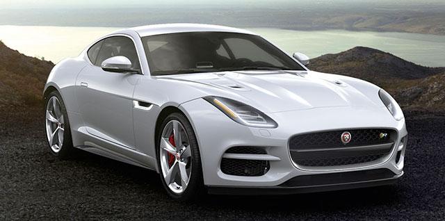 Jaguar R Coupe