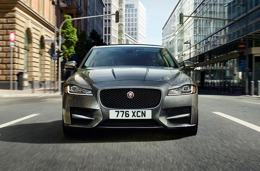 2020 Jaguar XF Sedan