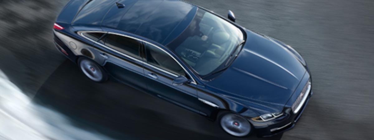 Jaguar XJL lease special