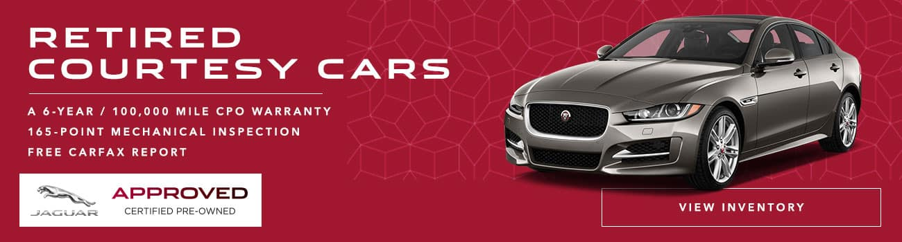 Certified PreOwned Jaguars In Stock Jaguar Louisville - Audi certified pre owned warranty review