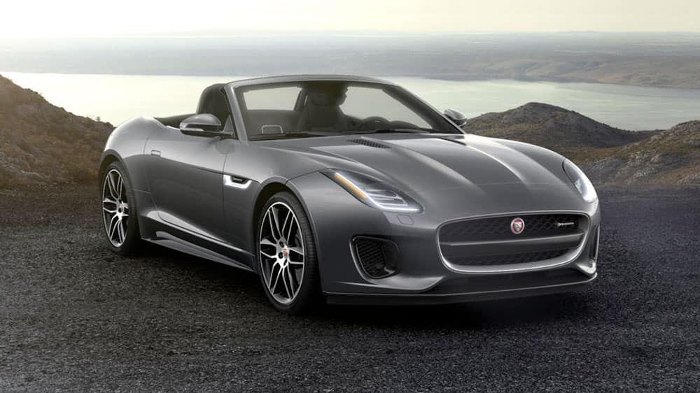 2019 Jaguar R-Dynamic Convertible