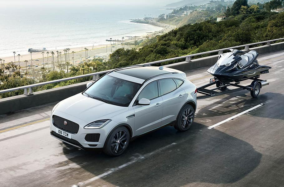 2020 Jaguar E-PACE Performance
