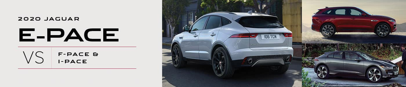 Jaguar SUV Comparison at Jaguar Louisville