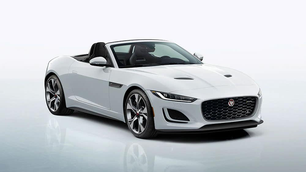 F-TYPE Checkered Flag Convertible