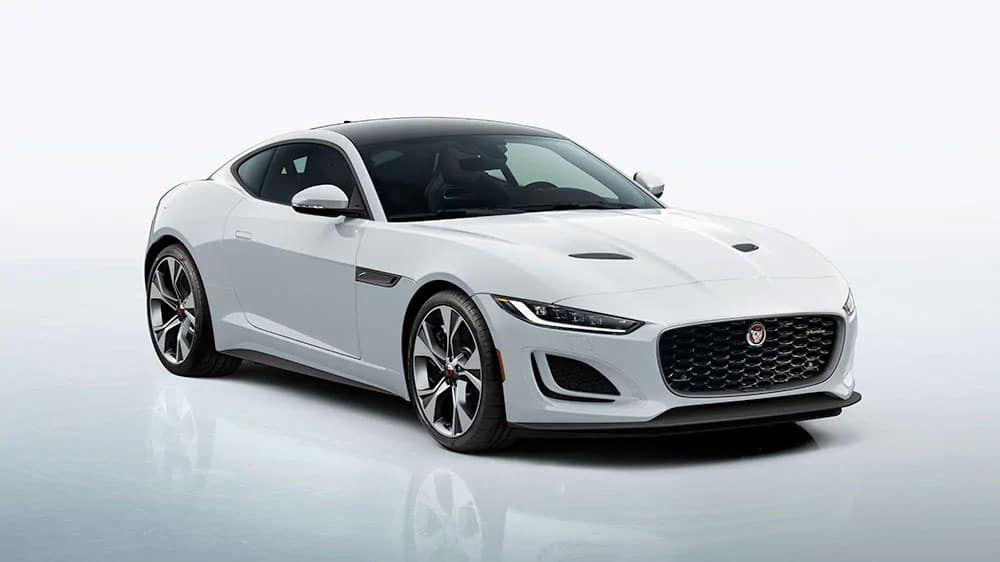F-TYPE First Edition Coupe