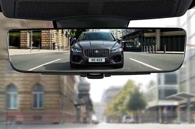 Jaguar XF Driver Assistance