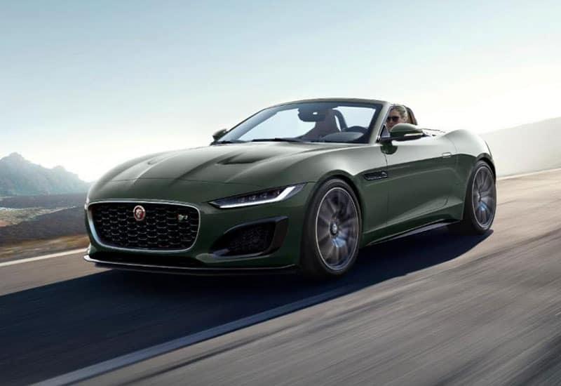 Jaguar F-TYPE Heritage 60 Edition
