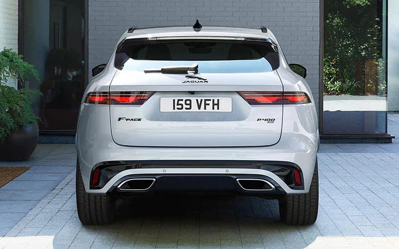 Jaguar F-PACE Rear