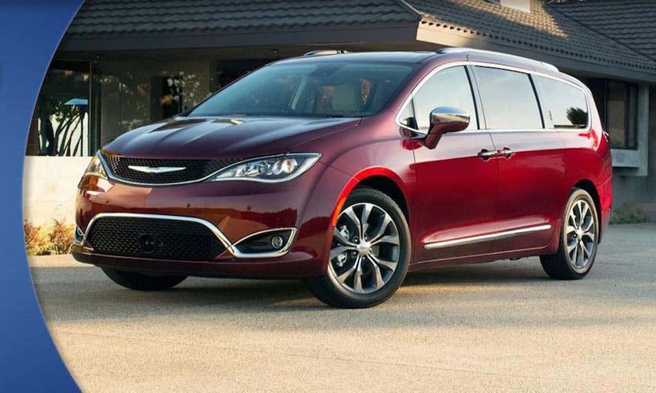 2018 Chrysler Pacifica Lease Special