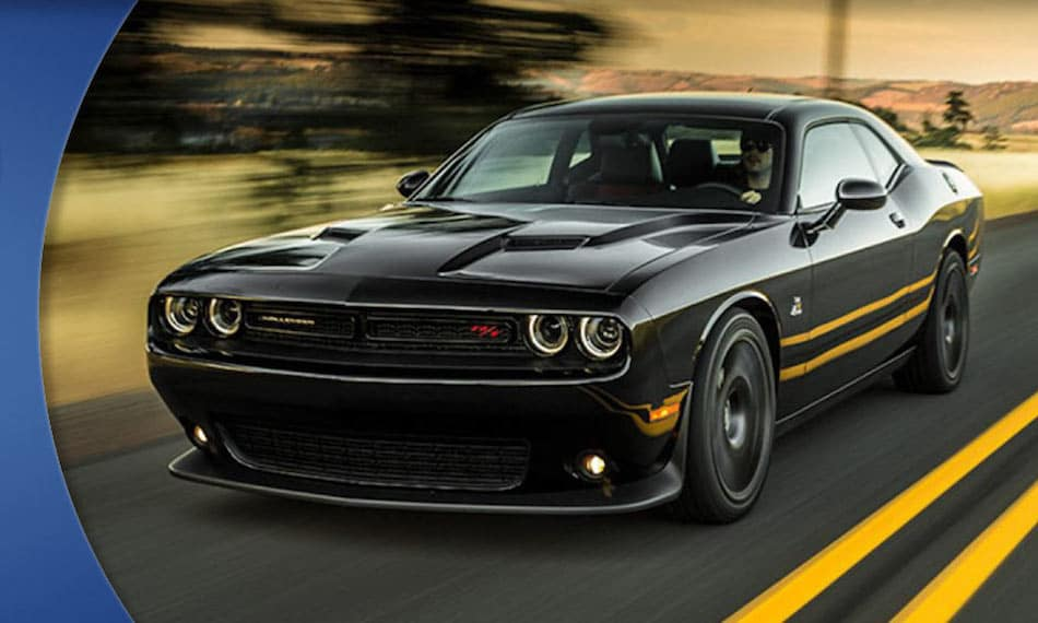 2018 Dodge Challenger Lease Special