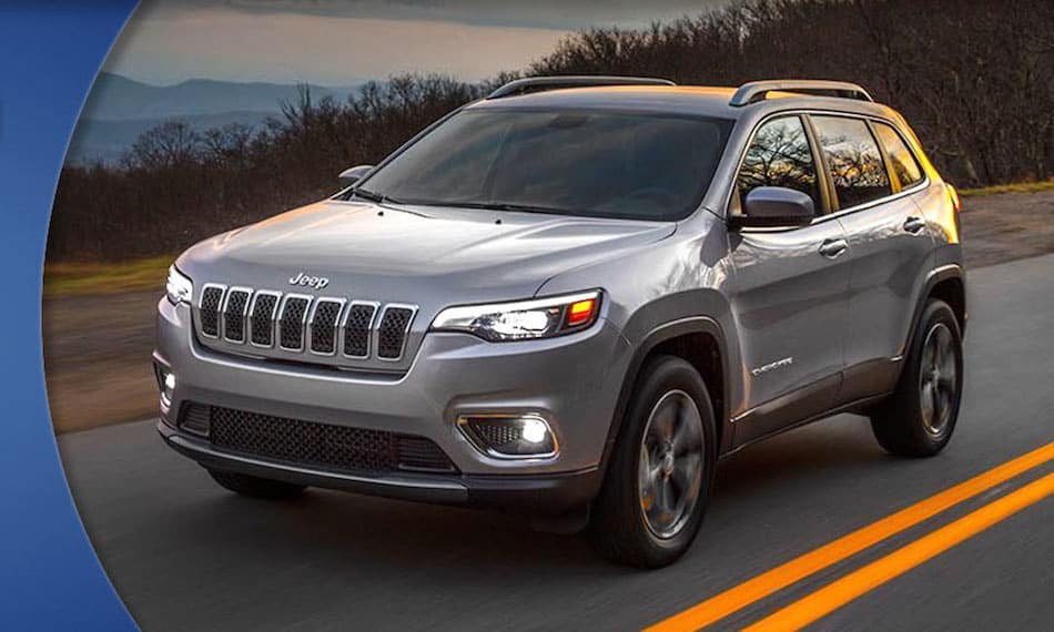2018 Jeep Cherokee Lease Special
