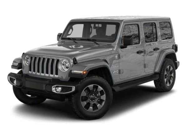 2018 Jeep Wrangler Unlimited JL Lease Special