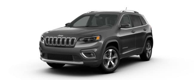 2019 Jeep Cherokee Limited SIGN & DRIVE special