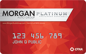 Morgan Card