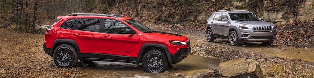 2018 Jeeps