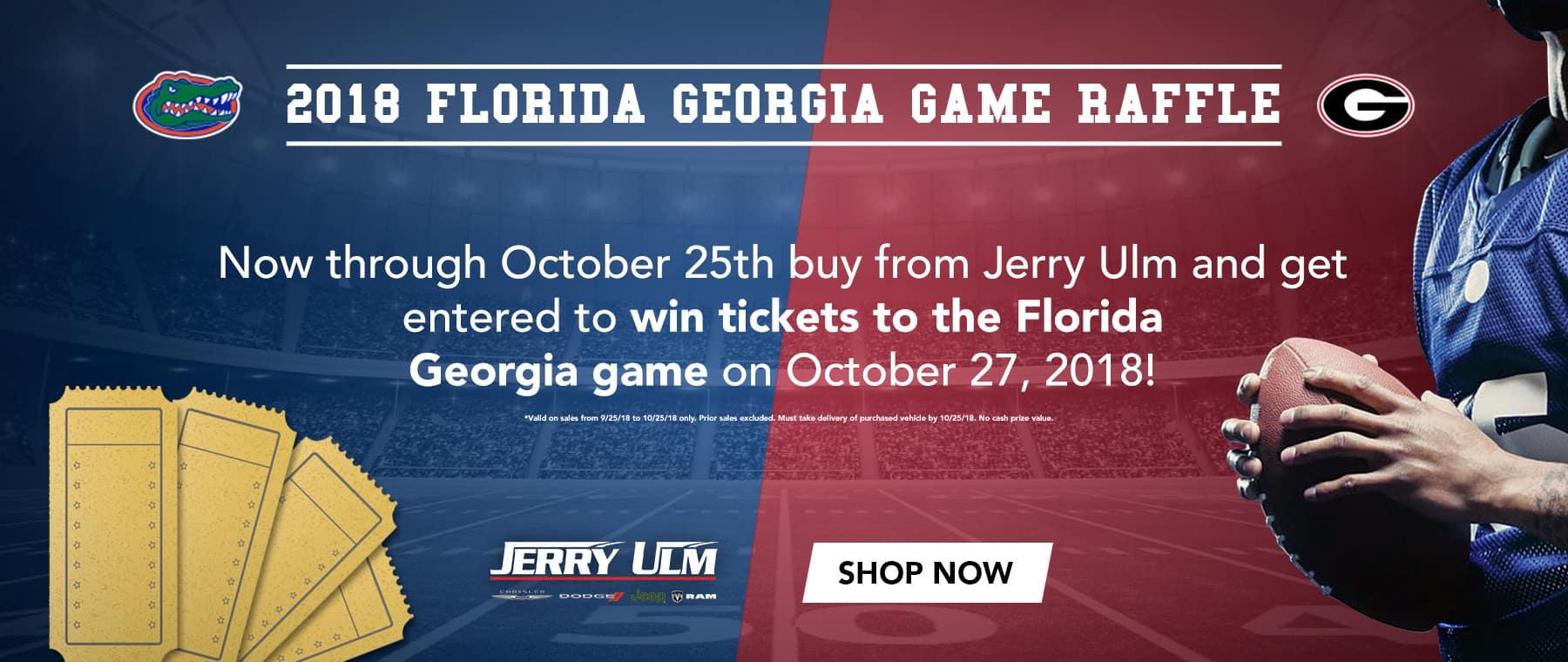 FL GA Game Promo