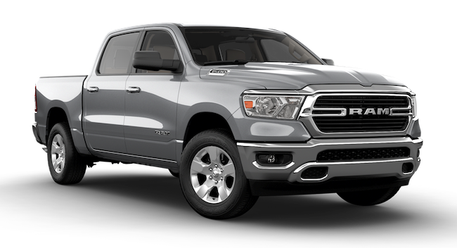 2019 RAM 1500 Big Horn 4x2 Lease Special