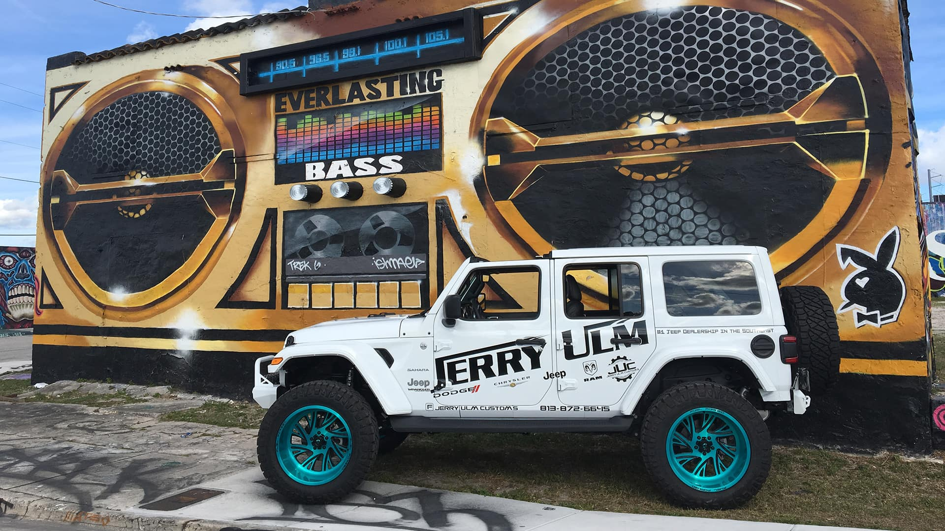 Custom Jeep Wrangler >> Custom Jeeps Jerry Ulm Chrysler Dodge Jeep Ram Tampa