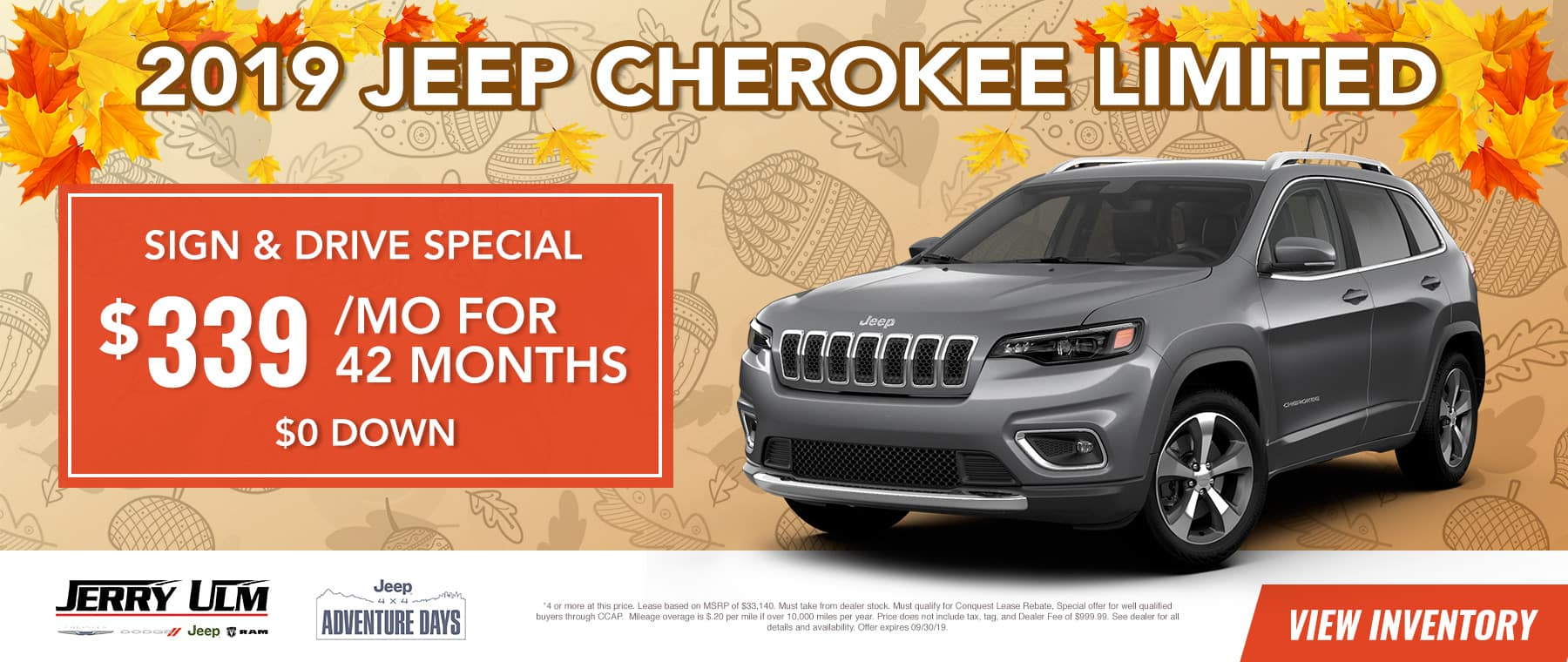 Jerry Ulm Chrysler Dodge Jeep Ram is your Tampa Car Dealership!