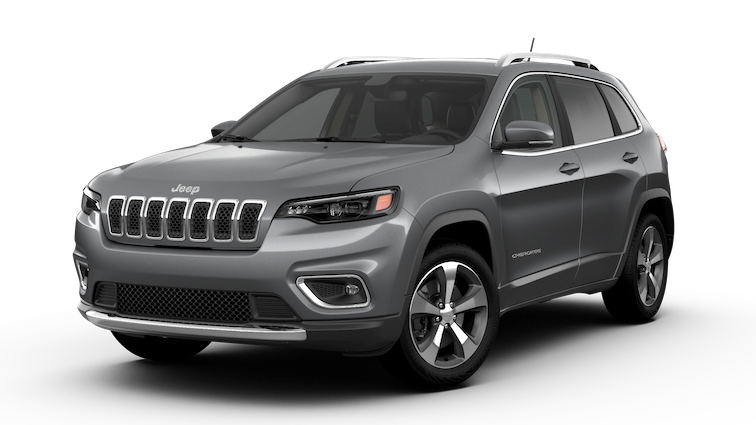 2020 Jeep Cherokee Limited  special