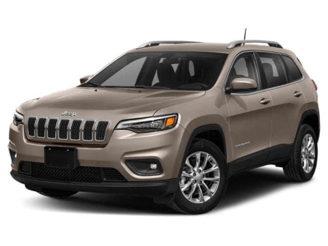 2021 Jeep Cherokee Latitude LUX special
