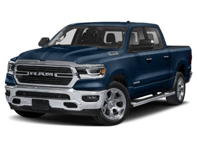 2021 Ram 1500 Big Horn Quad Cab 4x2