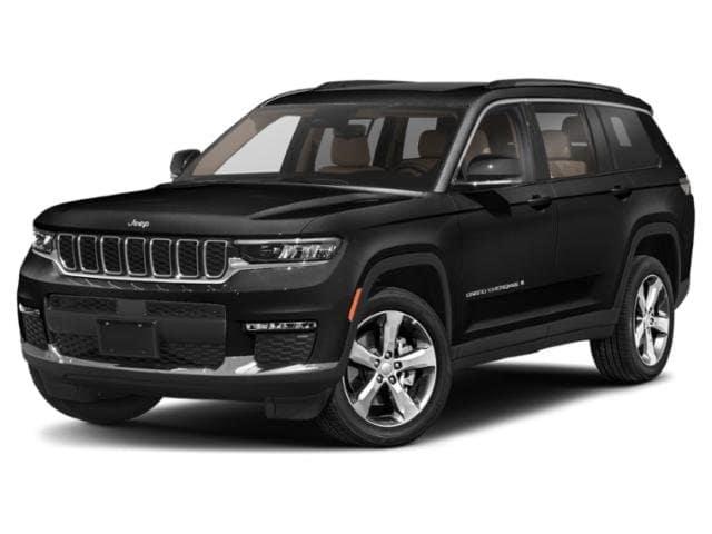 2021 Jeep Grand Cherokee L Laredo 4x4 Lease Special
