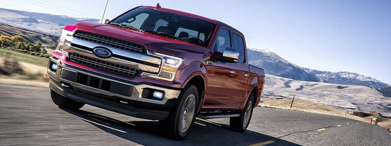 2018 F-150 Exterior Features
