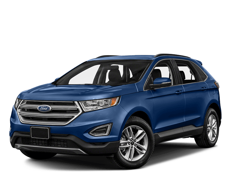 Ford Edge Sel Hero