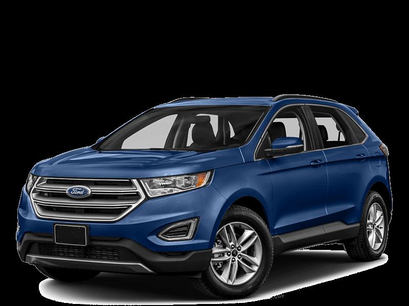 2018 Ford Edge SEL Hero
