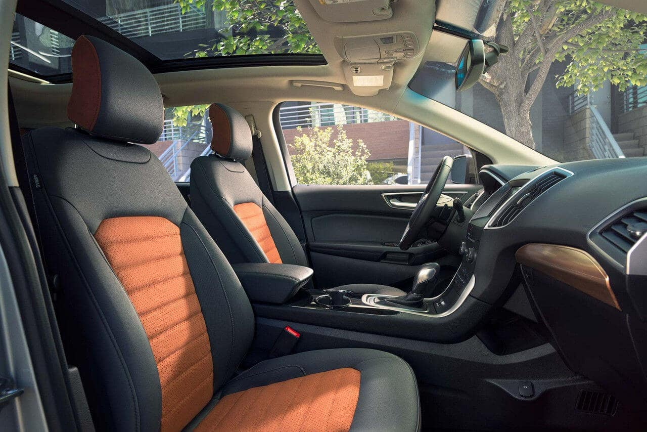 2018 Ford Edge SEL Sport Appearance