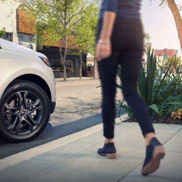 2018 Ford Edge SEL w Sport Appearance White Platinum