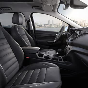 2018 Ford Escape front cabin