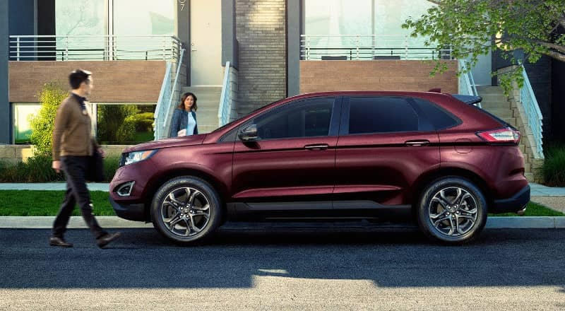 2018 Ford Edge SEL with Sport Package