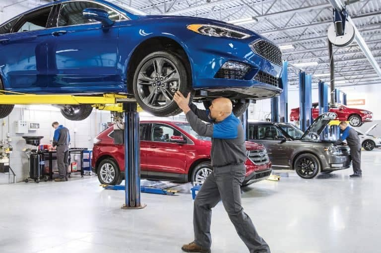 Ford inspection