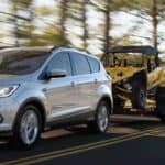 2018 ford escape towing page