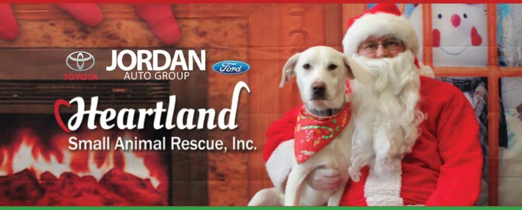 Heartland Small Animal rescue banner