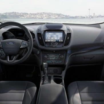 2019-Ford-Escape-front-dashboard