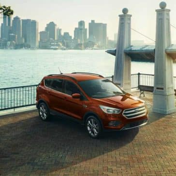 2019-Ford-Escape-parked-at-the-harbor