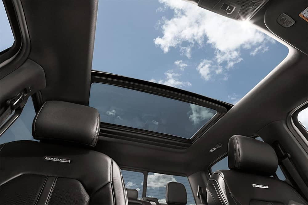 2019 Ford F-150 Sunroof