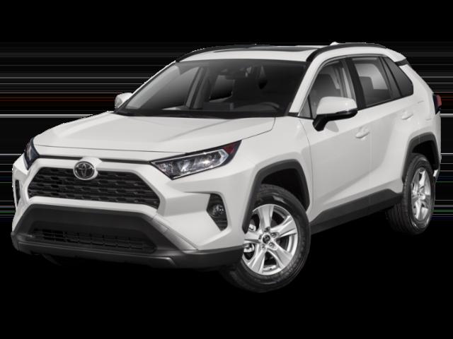 2019 Toyota RAV4 LE FWD (SE)