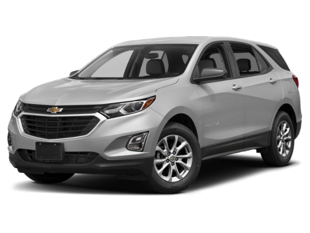 2019 Chevy Equinox in silver
