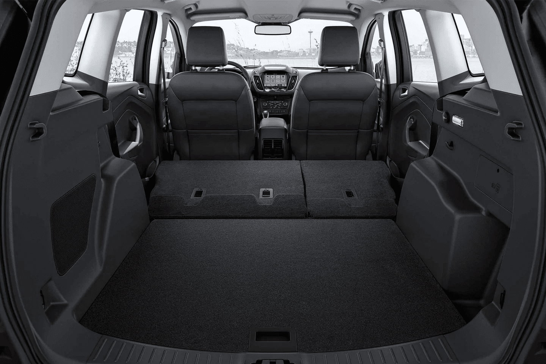 2019 Ford Escape Cargo E Interior