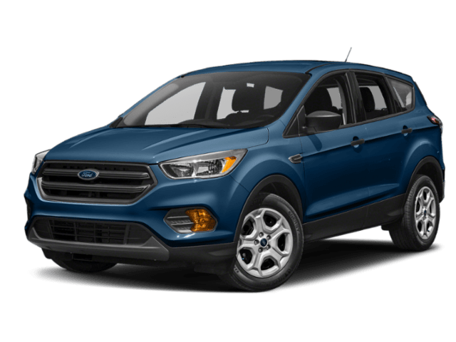 2019 Ford Escape in blue