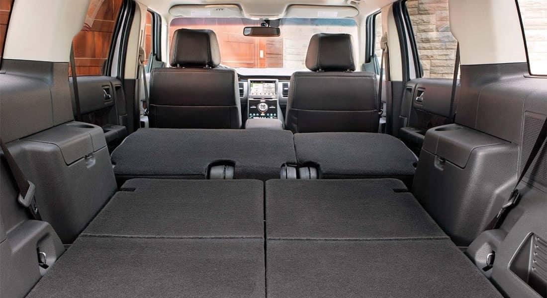 2019-Ford-Flex-Interior-Fold-Flat-Seats